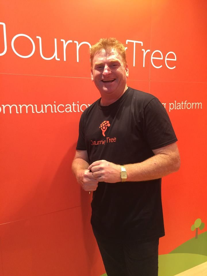 Meet Ian Perkins - National Sales Manager for Journey Tree