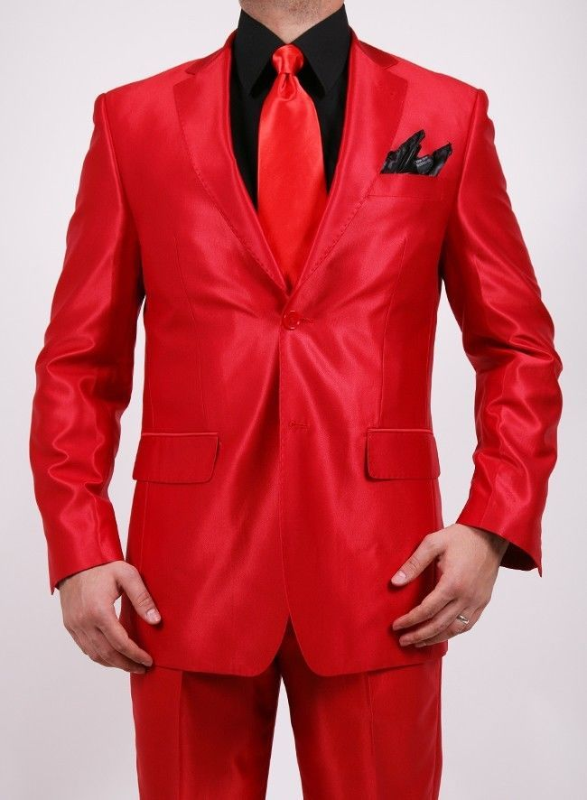 The 25  best Mens red suit ideas on Pinterest | Red suit, Men's ...