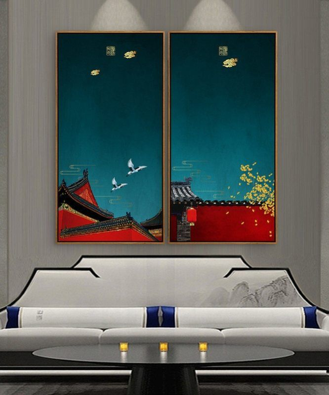 Pin On Wall Art #wall #scenery #for #living #room
