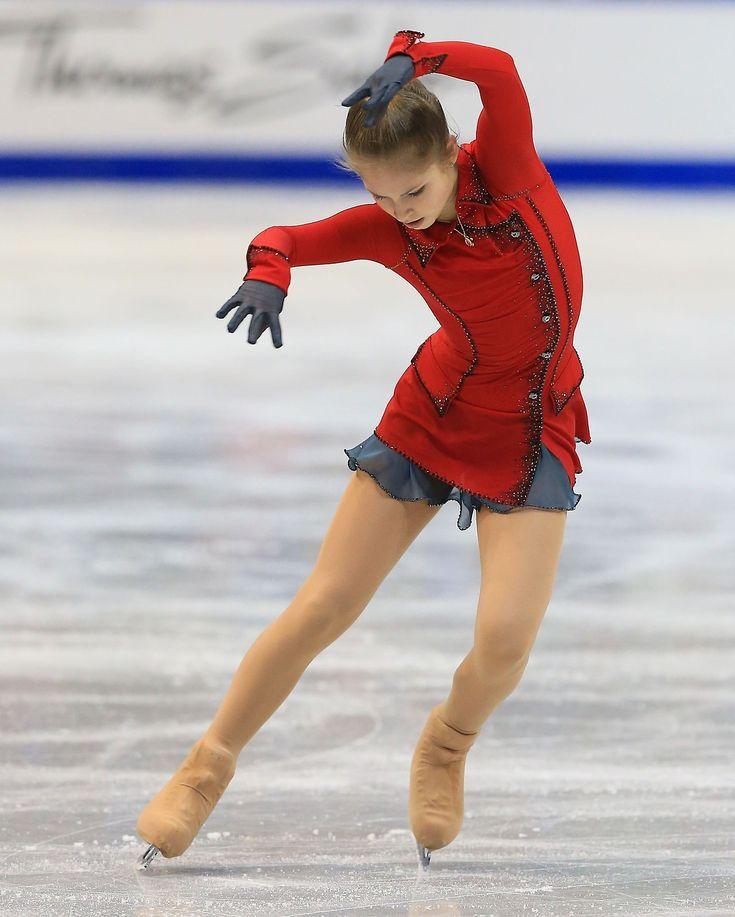 ユリア・リプニツカヤ選手、15歳でGPS初勝利! -2013年スケートカナダ・女子シングルの画像:MURMUR 別館