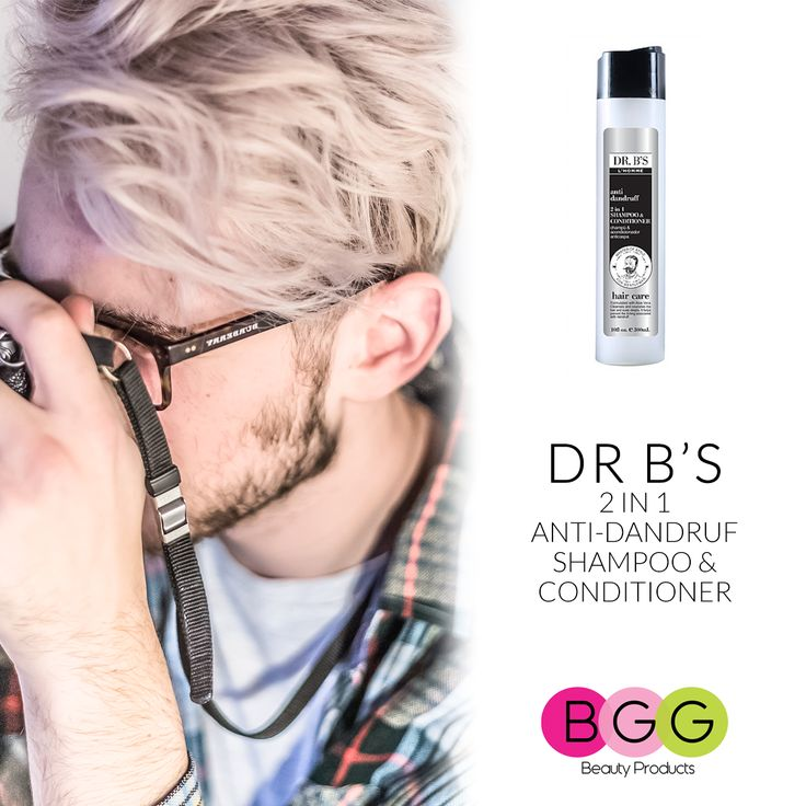 We know that dandruff is one of the most common scalp conditions! 👨💪⚡️ If you feel this has been haunting you for some time now, you should probably check out this DR. B'S special shampoo and conditioner. ⇉ http://www.bggbeautyproducts.com/product-page/dr-b-s-2-in-1-anti-dandruf-shampoo-conditioner