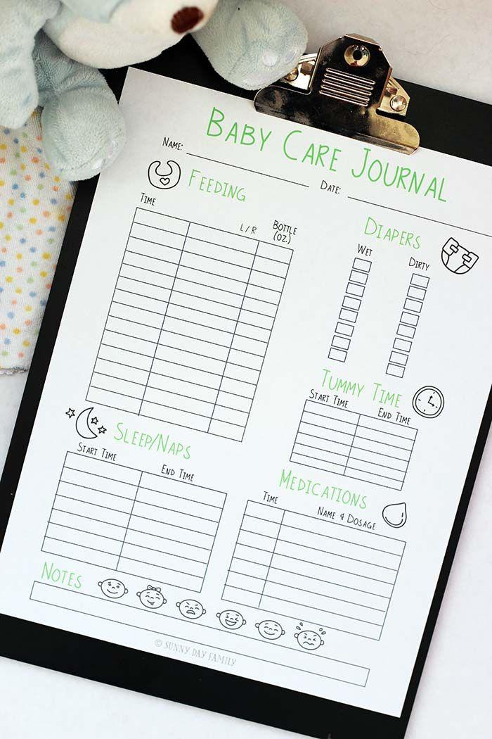 Free Printable Baby Care Journal American ExpressDinersDiscoverlogo-jcblogo-mastercardPayPalSelzVisa