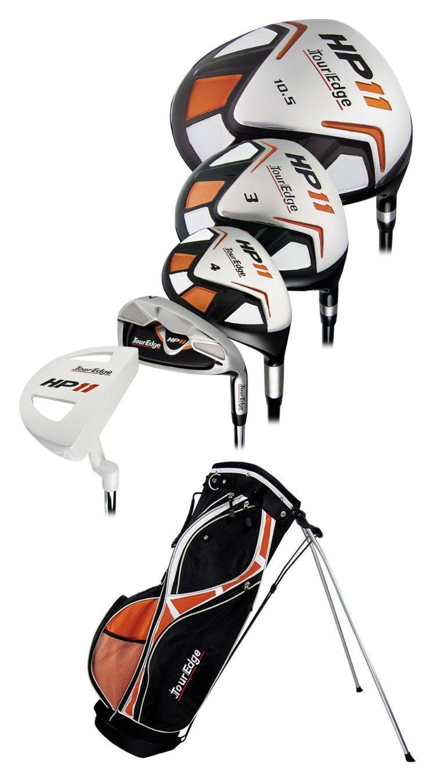 Tour Edge Mens HP-11 Complete Golf Club Sets