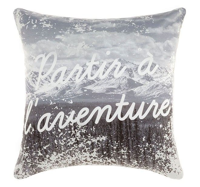 Avery 43x43cm Filled Cushion Blue - Kids | Manchester Warehouse