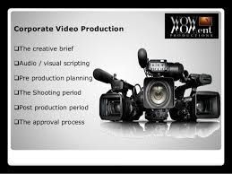Best alternative to corporate video production is Wow Moment Productions. Figure out our awesome photography which will add value to special occasions. We capture corporate videos and deliver extraordinary videos in order to branding the business with specially organized business events.