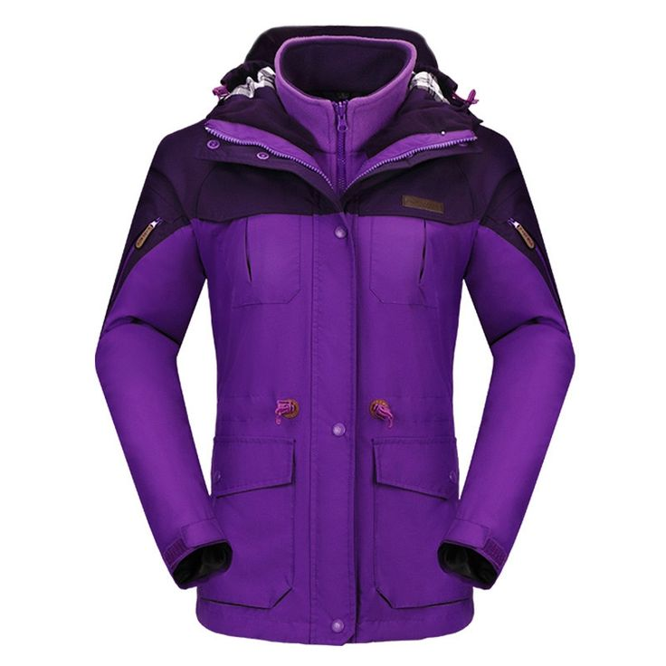 69.88$  Watch now - http://alizee.worldwells.pw/go.php?t=32761121113 -  Plus Size ski jacket women fleece windstopper snowboard jacket snow jackets waterproof hiking ski suit height 195cm 69.88$