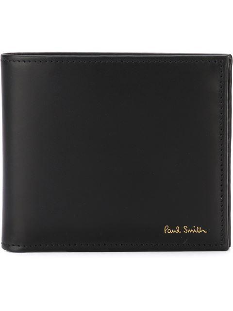 PAUL SMITH striped interior wallet. #paulsmith #wallet