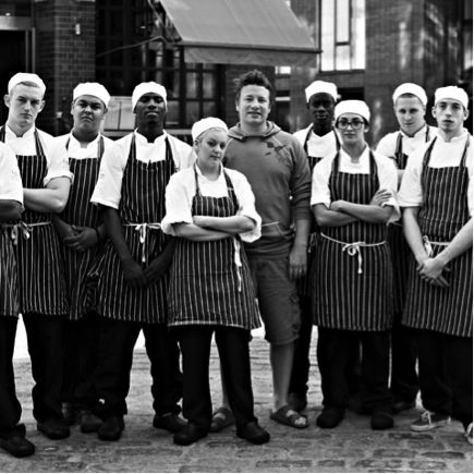Jamie Oliver's 'Fifteen' is more than just a food journey | International Hotel School https://www.hotelschool.co.za/2015/02/jamie-oliver-s-fifteen-just-food-journey