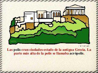 HISTORIA DE LA ANTIGUA GRECIA PARA NIÑOS