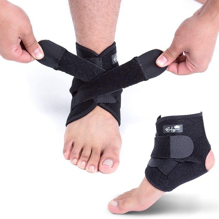 Ankle support brace breathable neoprene sleeve