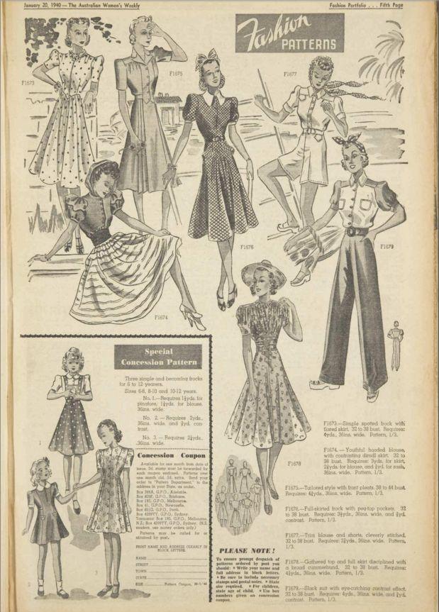 Pin on Fashion history