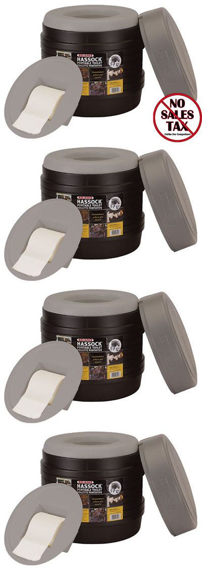 Portable Toilets and Accessories 181397: Portable Camping Toilet Self Contained Porta Potty Rv Boating Outdoor Restroom -> BUY IT NOW ONLY: $34.79 on eBay!