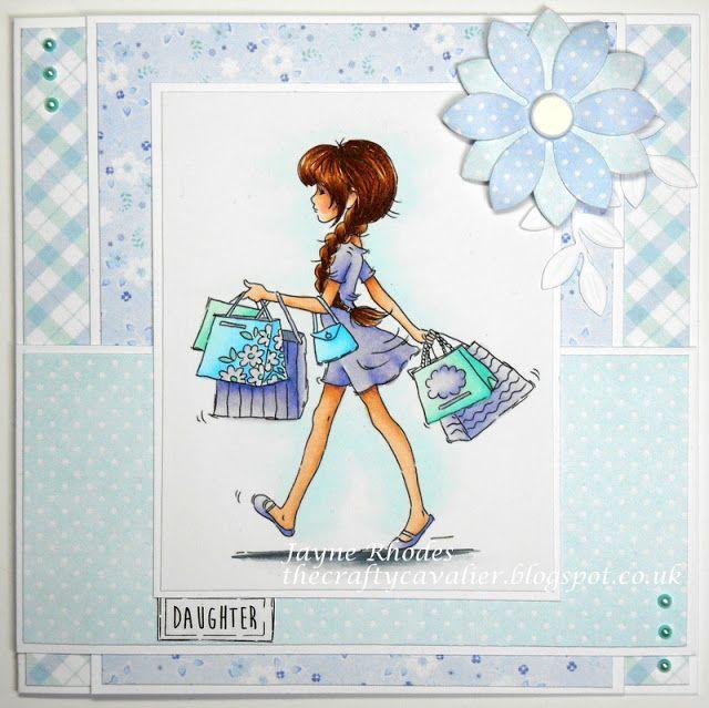 LOTV - Jasmine Shopping by Jayne Rhodes
