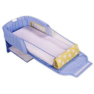 The First Years - Close and Secure Baby Sleeper. Made co-sleeping worry free.