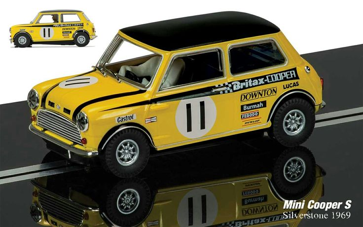MINI COOPER S (Silverstone 1969)