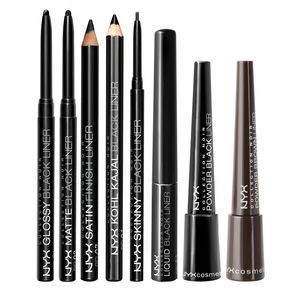 NYX Eyeliner Collection Noir