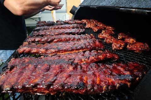 recipe Sizzling spare ribs - Recipe