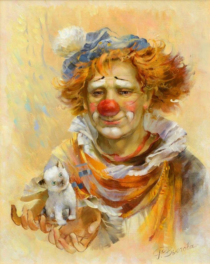 Rimma Vugova/ Римма Вьюгова, 1962 ~ Tutt'Art@   Pittura * Scultura * Poesia…