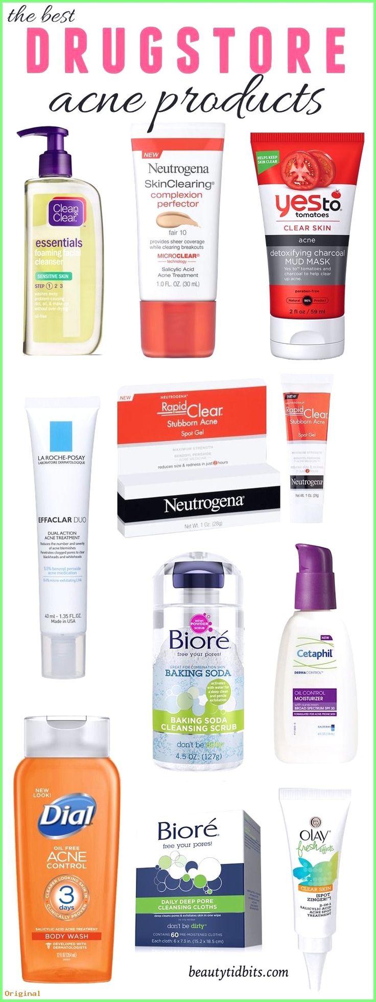 50+ Hautpflege – Zu Akne neigende Haut? Hier sind 10 der besten Drogerie-Aknebekämpfungsprod…