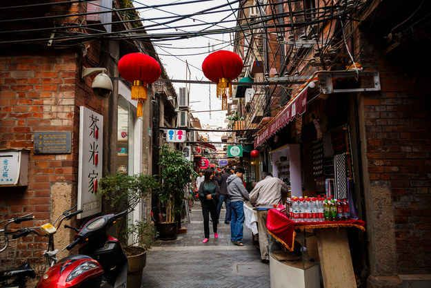 Experience younger, hipper Shanghai at Tianzifang. | 13 Ways To Conquer Shanghai Like A Local