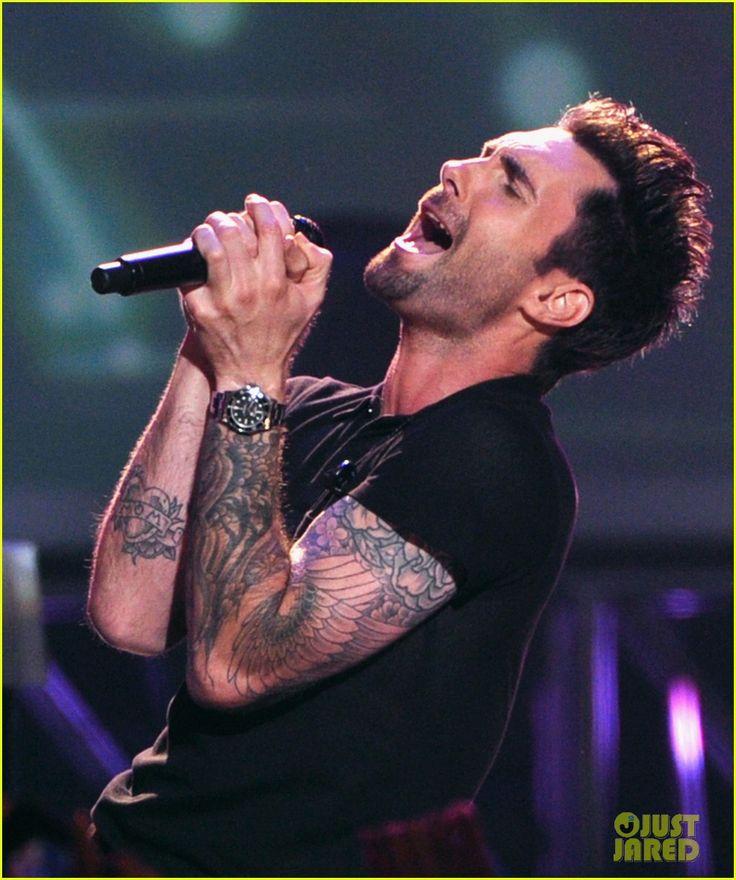 Maroon 5 // Adam Levine // Grammy Nominations Concert