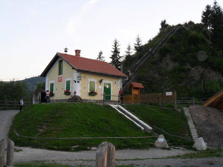 Az ezeréves határnál - Gyimesbükk - Székelyföld - Erdély