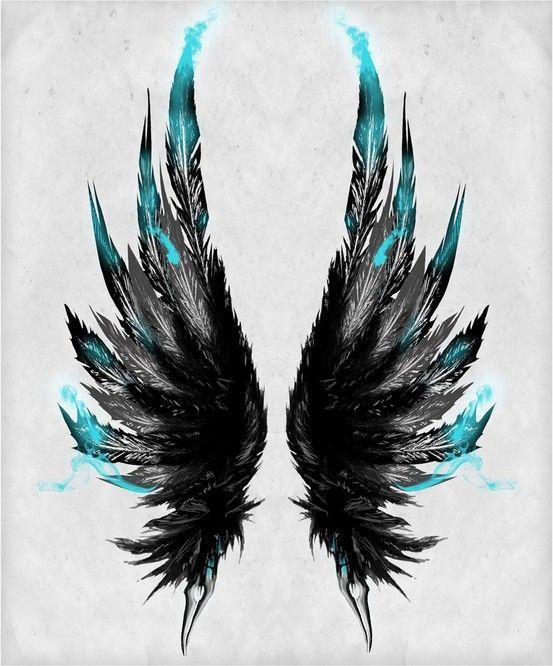 Best 25 badass tattoos ideas on pinterest skull tattoos for Badass angel tattoos