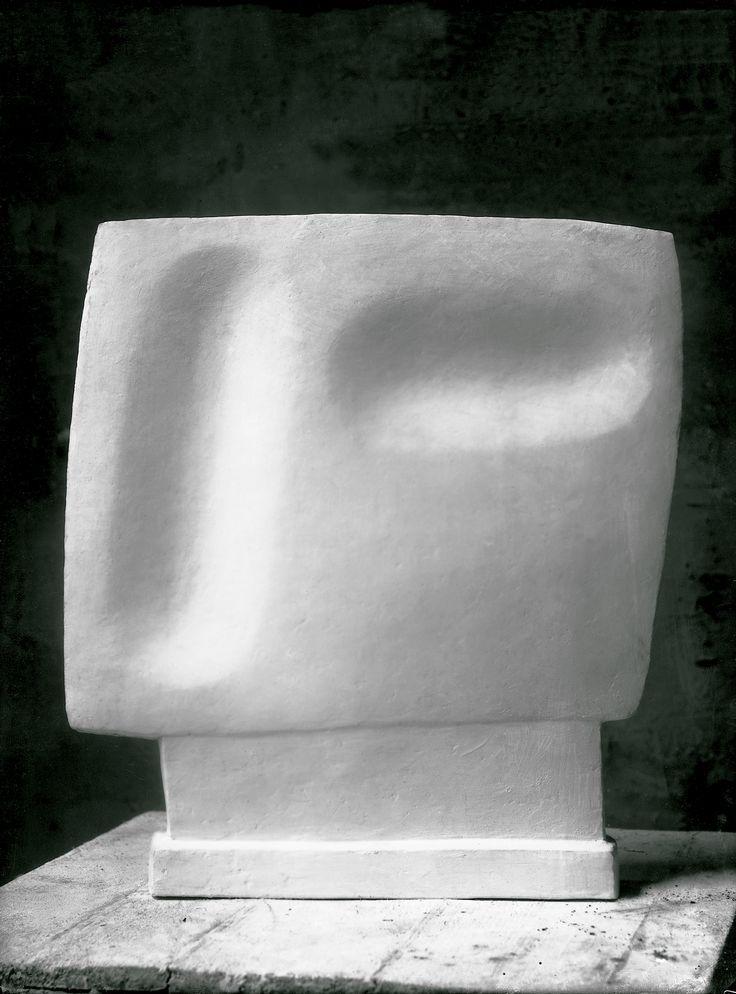 Gazing Head. 1928-29 | Alberto Giacometti 1901–1966 ...