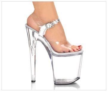 Platform Heels   Buying Clear Platform Shoes   ShoesTutor.com