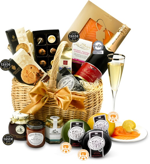 10 best chocolate hampers images on pinterest chocolate hampers the sherborne gift basket by regency hampers chocolate negle Images