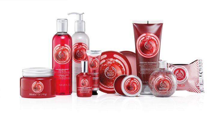 Sweety Reviews: [CS] The Body Shop - Linee natalizie 2014