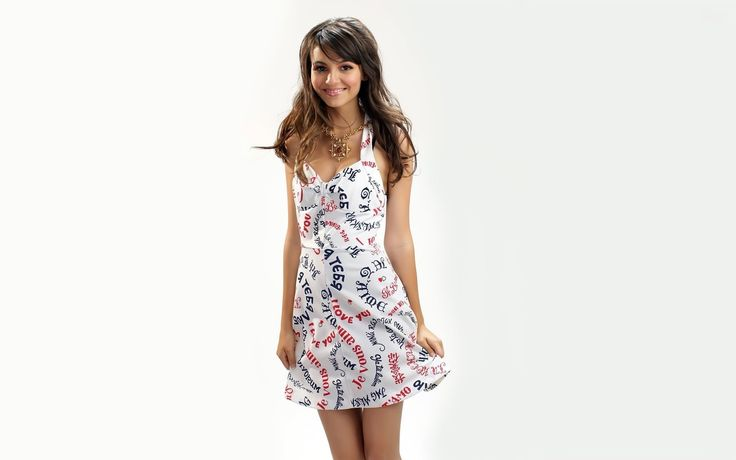 Wallpapers for Cute Victoria Justice >