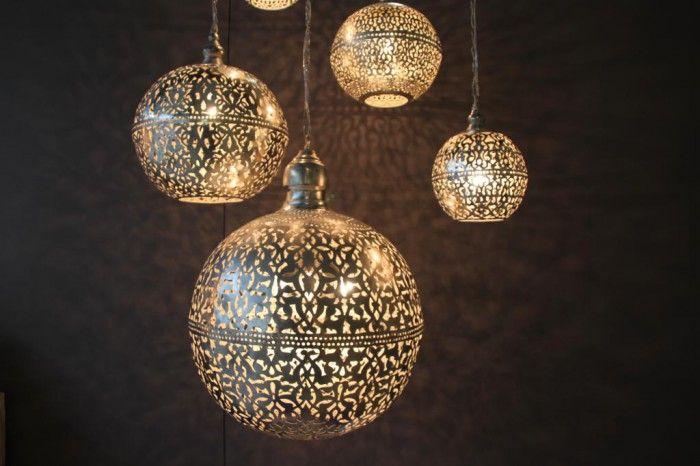 Marokkaanse lampen van Lil.