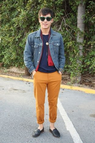 Style Guru College Fashionista STYLE GURU BIO James Michael