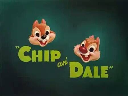 Chip an dale disney 39 s adorable little chipmunks - Chip n dale wallpapers free download ...