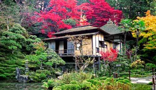 traditional japanese house architecture | Zambezi Home & House