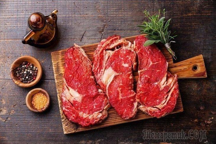 Полноценное питание: антинаучные мифы о мясе