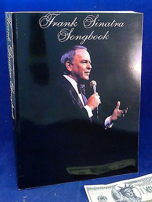 FRANK SINATRA SONGBOOK Music Piano Vocals Chords Photos Biography Collectible Musical Instruments & Gear:Sheet Music & Song Books:Contemporary www.internetauctionservicesllc.com $44.99