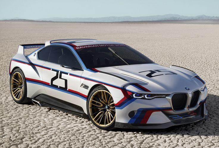 BMW 3.0 CSL 'Homage' R