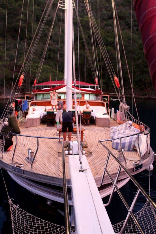 Traditional Gulets: The Best Boat Vacation in Turkey Ever