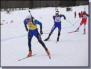 Biathlon - Tir hommes