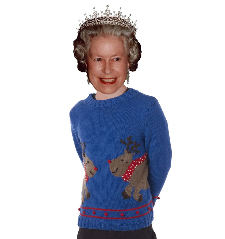 This year Christmas Jumper Day is on Friday 13th December, will you be wearing yours on the day? #xmasjumperday #SavetheChildren #celebrity #spoof #Queen