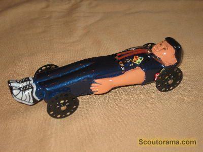 Cub Scout Luge Car