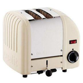 Dualit Classic 2-Slot Toaster - Cream