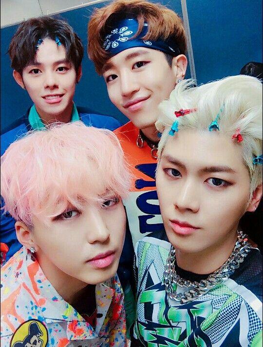 Boygroup MASC kpop Korean Music