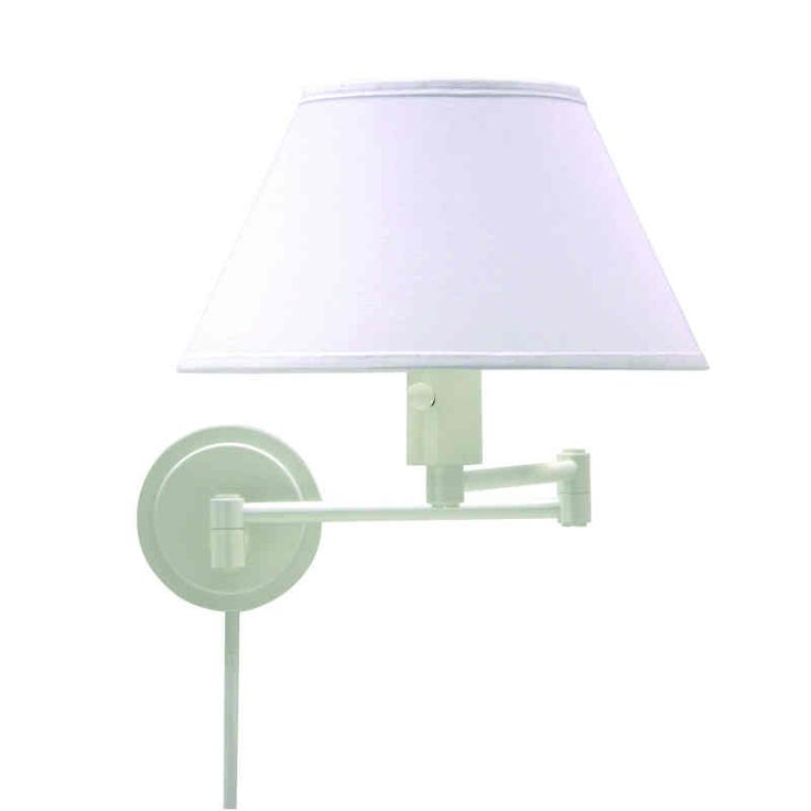 Home office wall swing arm lamp house of troy