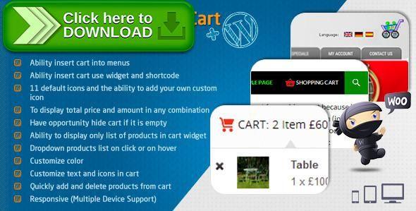 [ThemeForest]Free nulled download WooCommerce Cart - WooCart Pro from http://zippyfile.download/f.php?id=57702 Tags: ecommerce, ajax cart, cart, cart widget, cross sells, dropdown cart, float cart, icon cart, menu cart, popup cart, responsive cart, scrolling cart, shop, woocommerce, woocommerce ajax cart, woocommerce cart
