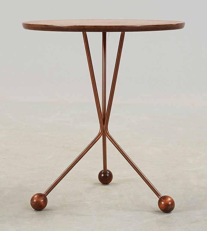 Tripod Table | Alberts, Tibro | 1950