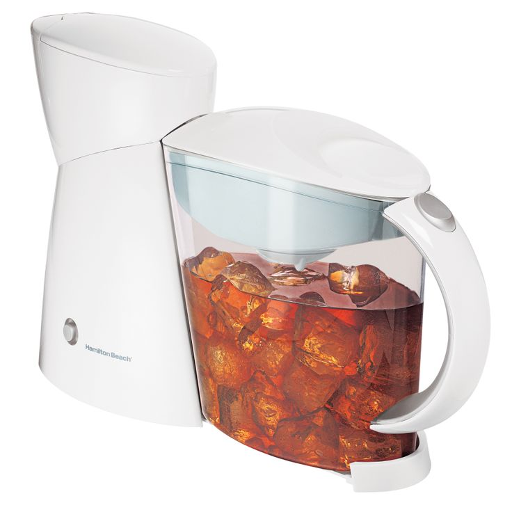 Iced Tea Maker -- Brylane Home For My New Home Pinterest Iced tea maker, Hamilton beach ...