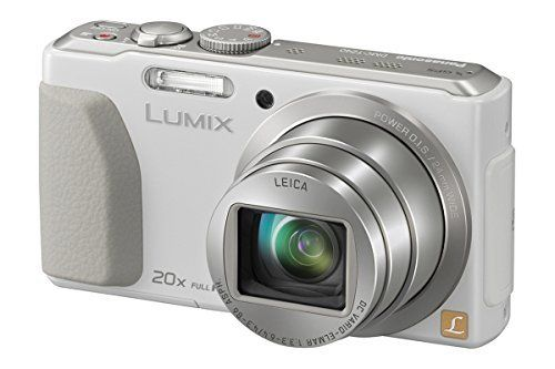 Introducing Panasonic Lumix digital camera 20x optical with GPS DMCTZ40 White from Japan Menu Language in Japanese. Great product and follow us for more updates!
